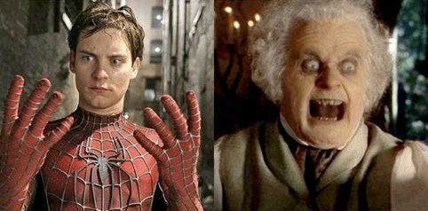 Is Tobey Maguire Your Next Bilbo Baggins?