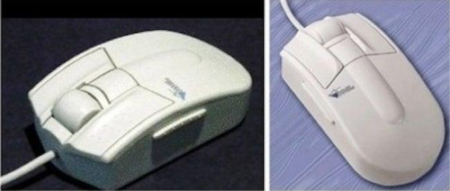 La historia del ratón, en seis diseños