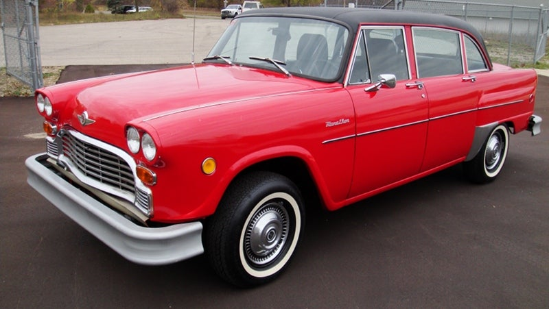 Ten Totally Retro Rides