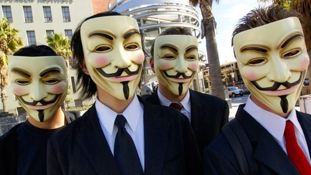 Anonymous Is Helping Time Warner Make Money
