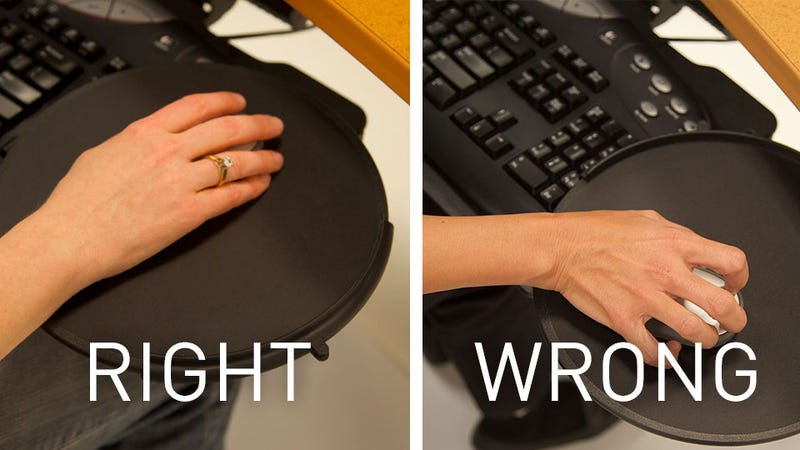 You Might Be Using Your Mouse Wrong