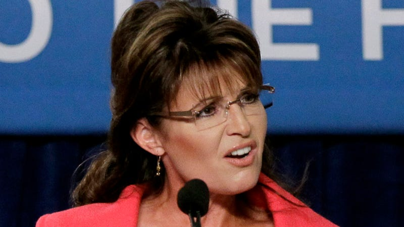 Why Ignore Sarah Palin?