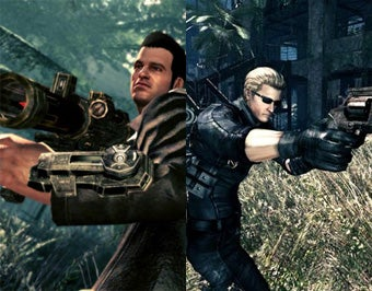 How To Add West And Wesker To Lost Planet 2