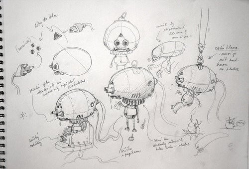 Machinarium Out Next Month
