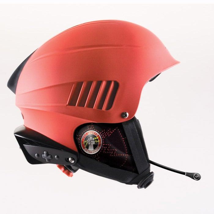 Voz Sports Multy LYNK Communications Helmet for Extreme Sports