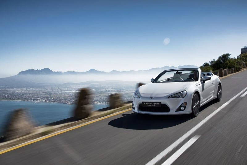 Scion Will Not Build A Convertible Or Turbo FR-S