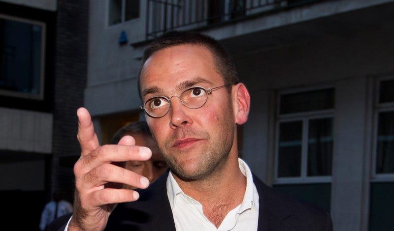 James Murdoch's Daddy Puts Him on Board of Vice Media