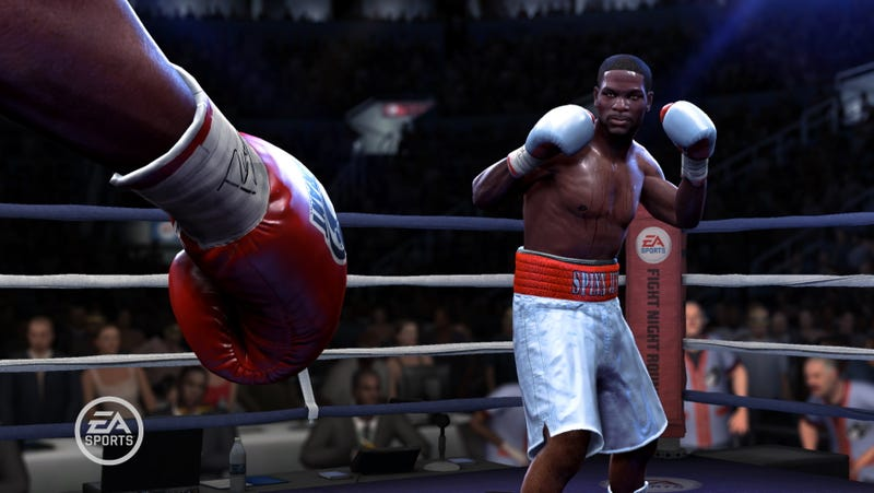 New Boxers Enter The Fight Night Round 4 Ring