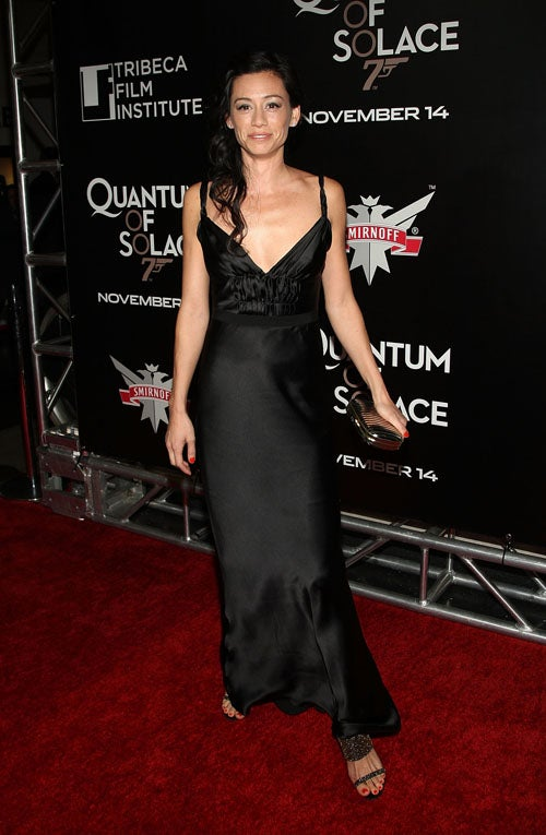 The Quantum Of Solace Premiere Was A License To Dress Poorly