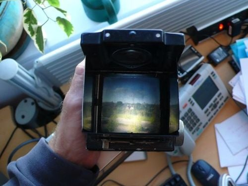 Through the Viewfinder Method Makes Your Digital Pics Look Analog