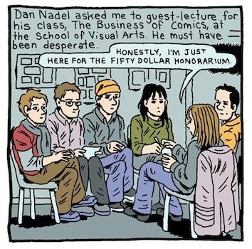 Even More of 2010's Best Female Comic Creators