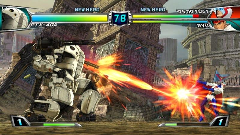 Tatsunoko vs. Capcom: Ultimate All Stars Preview: Ken's Still My Favorite