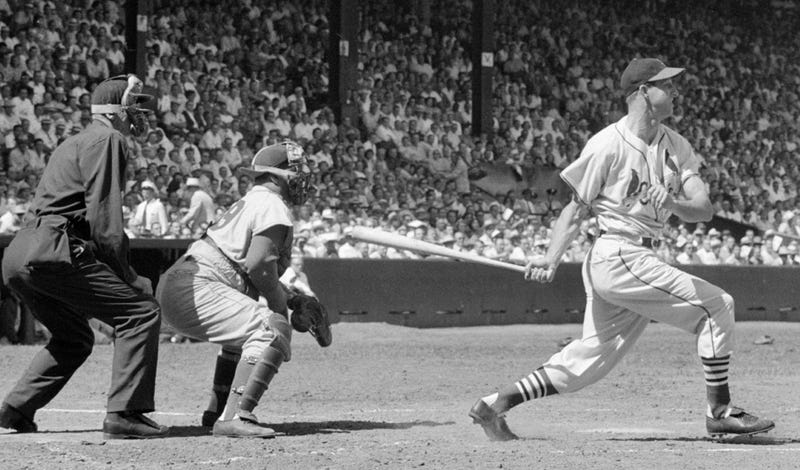 Rare Photos Of Musial Remind Us That He'll Always Be The Man