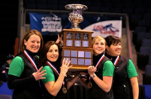 U.S. National Champions: Curl Girls