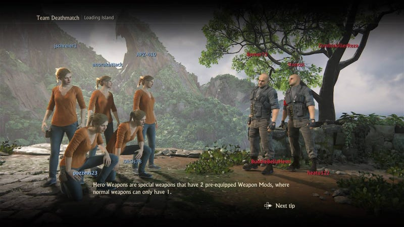 What We Like About Uncharted 4's Multiplayer