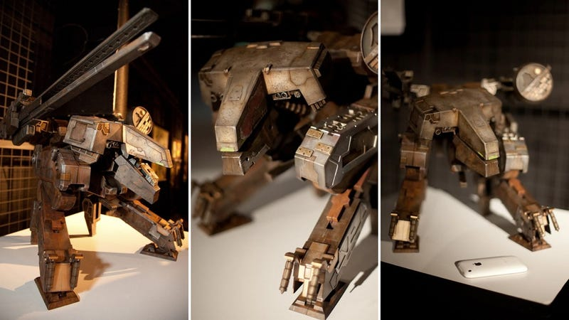 This Metal Gear Figure Costs Nearly $500!