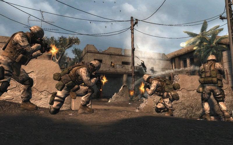 Modern Games Struggle With Modern Warfare