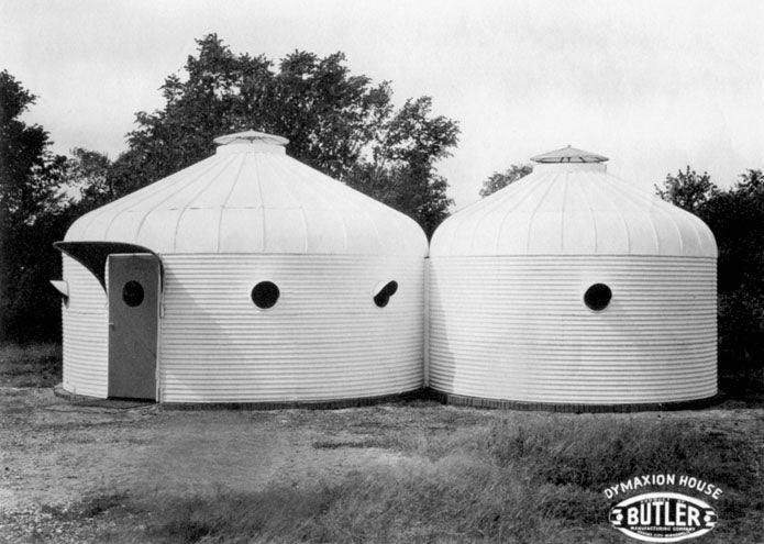 Bucky Fuller's Forgotten WWII Shelters Rediscovered In New Jersey