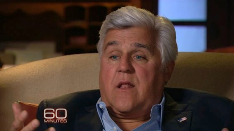 "Jay Leno: I Was ""Blindsided"" When NBC Dumped Me"