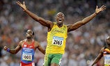Usain Bolt Laughs At Your Puny 100 Meters