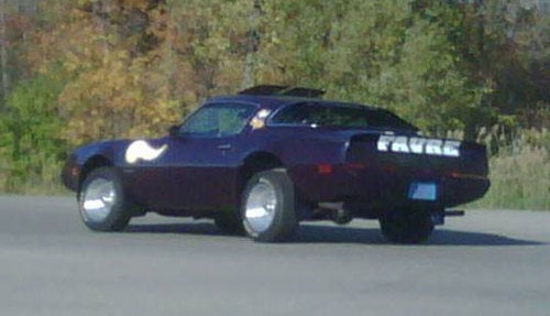 Forget All Other Tributes: Presenting The Favre Firebird