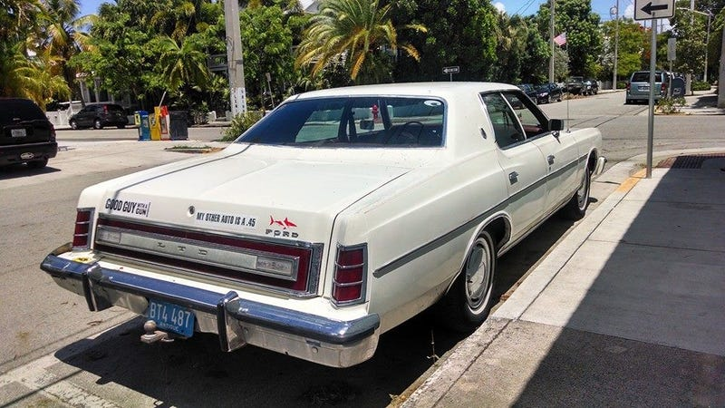 The Amazing Cars of Key West