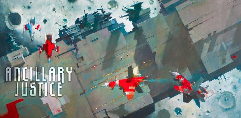 The io9 Book Club is in session! Let's talk about Ancillary Justice