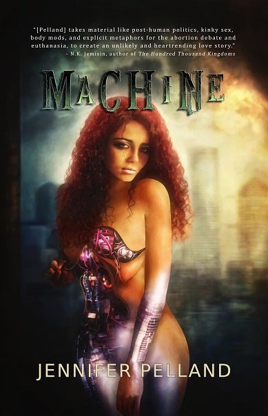 In Machine, a woman deals with loss in a world of biomechanical immortality