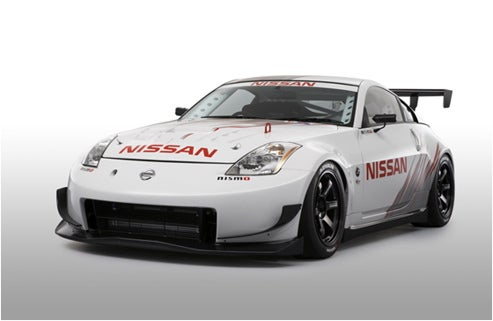 Naughty Or Fairlady? 2008 Nismo Z 380RS-Competition Goes On Sale