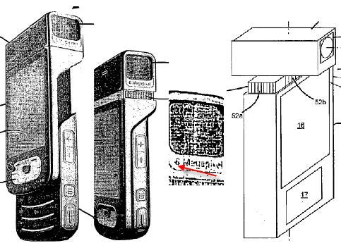 Nokia's Patent Reveals Innovative Six- or Eight- Megapixel Slider Phone