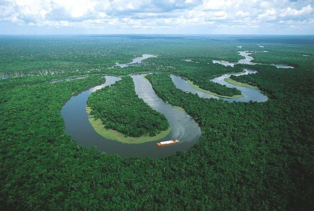 In the ancient Amazon, children had many fathers - and women many lovers