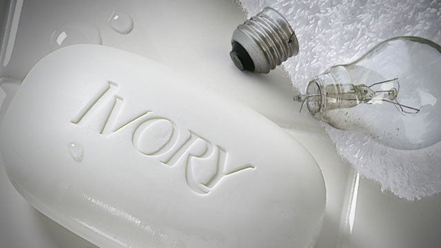 Safely Unscrew a Broken Lightbulb with a Bar of Soap
