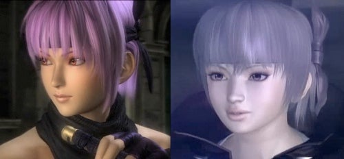 Ayane, Your Face Looks A Little Different