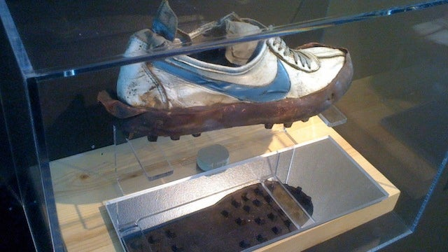 The Original Waffle Maker That Started Nike