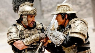 "It's Hard To Believe This ""Ancient Rome Vs. China"" Movie Is Real"