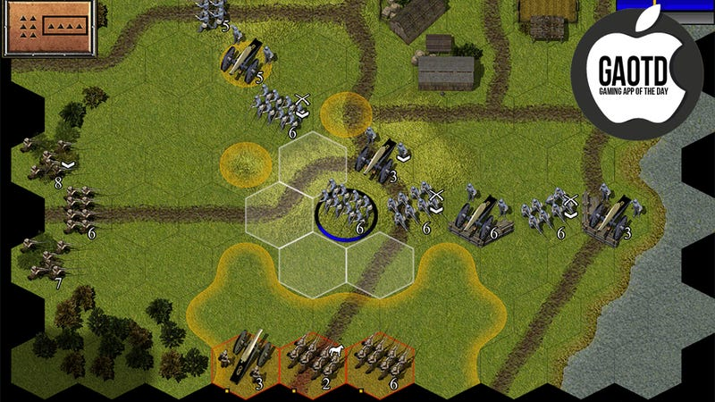 The American Civil War Flares Up Once Again, This Time On iOS