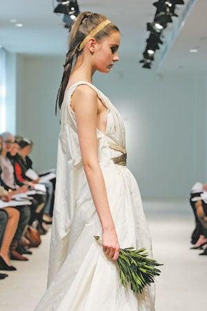 Rag Trade: Bridezillas To Continue To Take Manhattan... In Shorter Hemmed Dresses