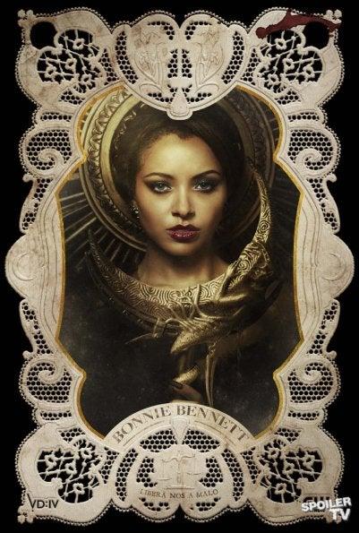 Vampire Diaries Character Portraits