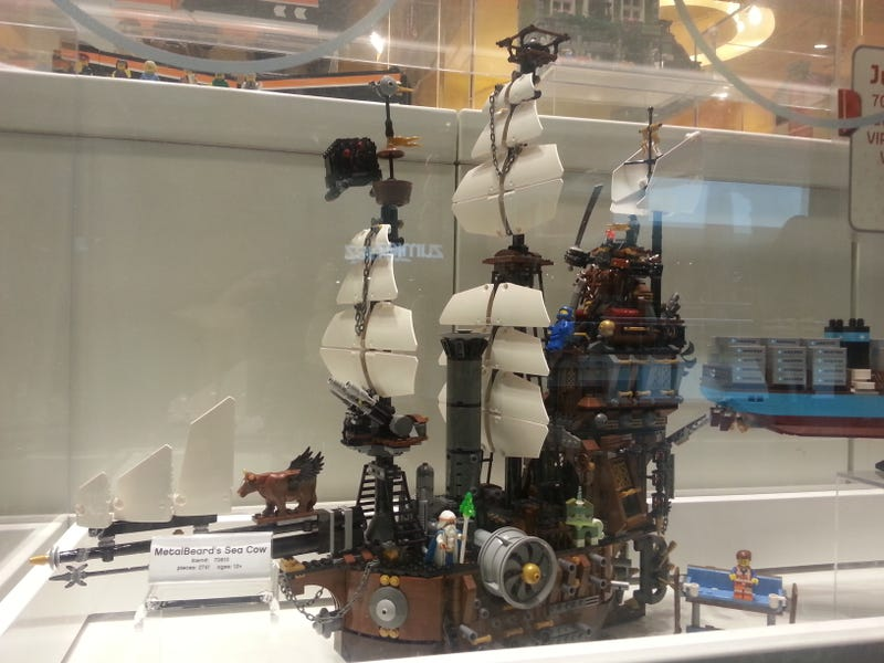 TAY Time Chat: I Was so Sure my Lego Pirate Ship Was The Best...