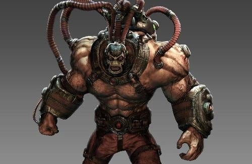 Arkham Asylum's Director Ponders Game Starring ... Bane?
