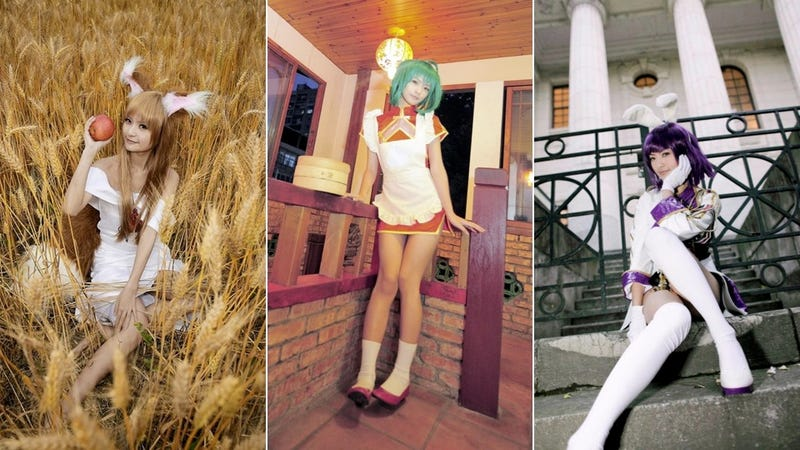 The Taiwanese Cosplayer Sweeping the Internet