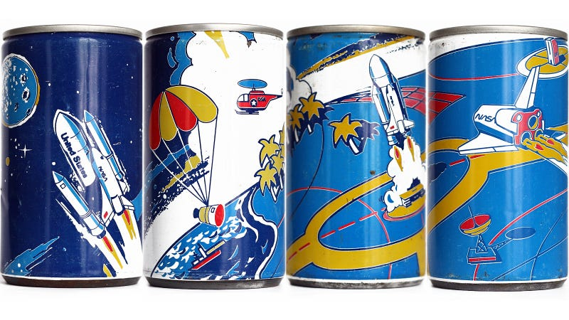 When Space Age Pepsi Was Way Cooler Than Coca-Cola