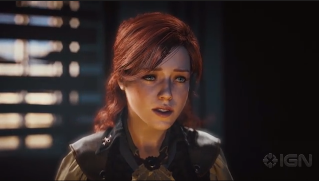 There Appears To Be A Female Assassin In The Newest AC: Unity Video [Update: Alt Theory: She's A Templar?]