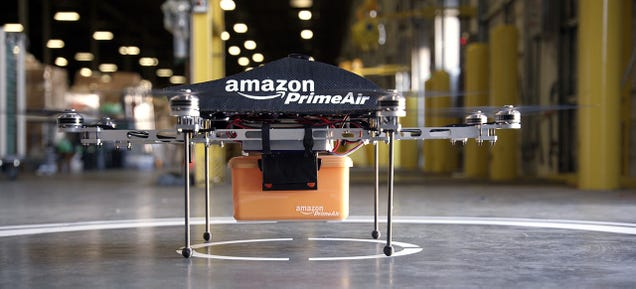 Sorry Amazon: The FAA Will Not Allow Delivery Drones
