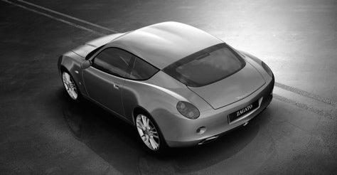 Flying Coach: The Maserati GS Zagato