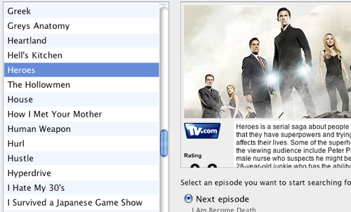 Automatically Organize Your Downloaded, *Ahem*, TV Shows