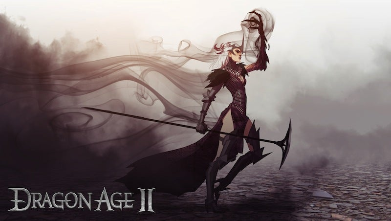 Dragon Age II Seems Like It Will Be Very Different [UPDATE]