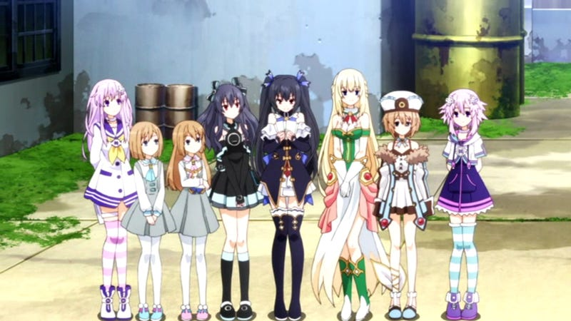 Gamers are Bound to Get a Laugh or Two Out of Neptunia: The Animation