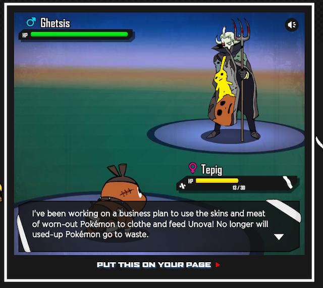 Humans Are The Enemy In This Ridiculous PETA Pokémon Parody