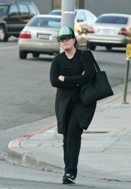 Monica Lewinsky Still Dressing Like A Hooker